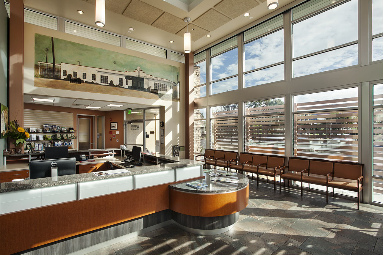 Combined, These Design Elements Give This Building Its Unique Sense Of  Place, Warmth, And Comfort To Both Its Employees And The East Sacramento  Community It ...