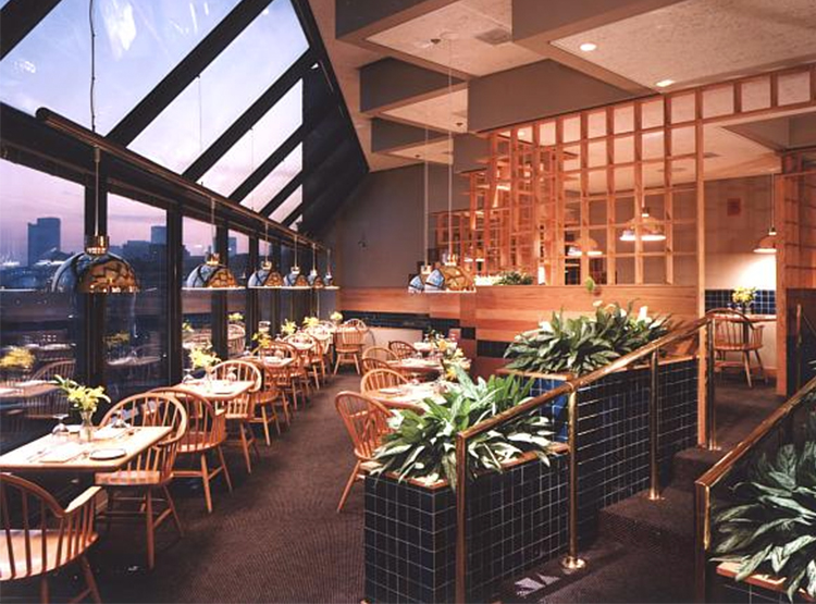 Rfa Arne S Seafood Restaurant Boston Ma